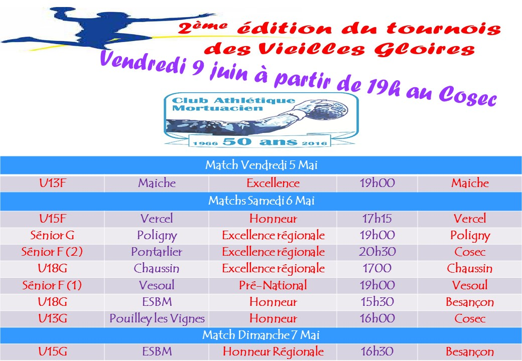 020517 competitions semaine 5 mai 2017