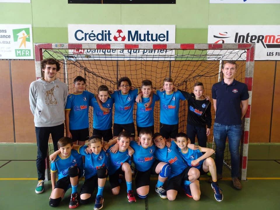 Equipe U13 Garçons