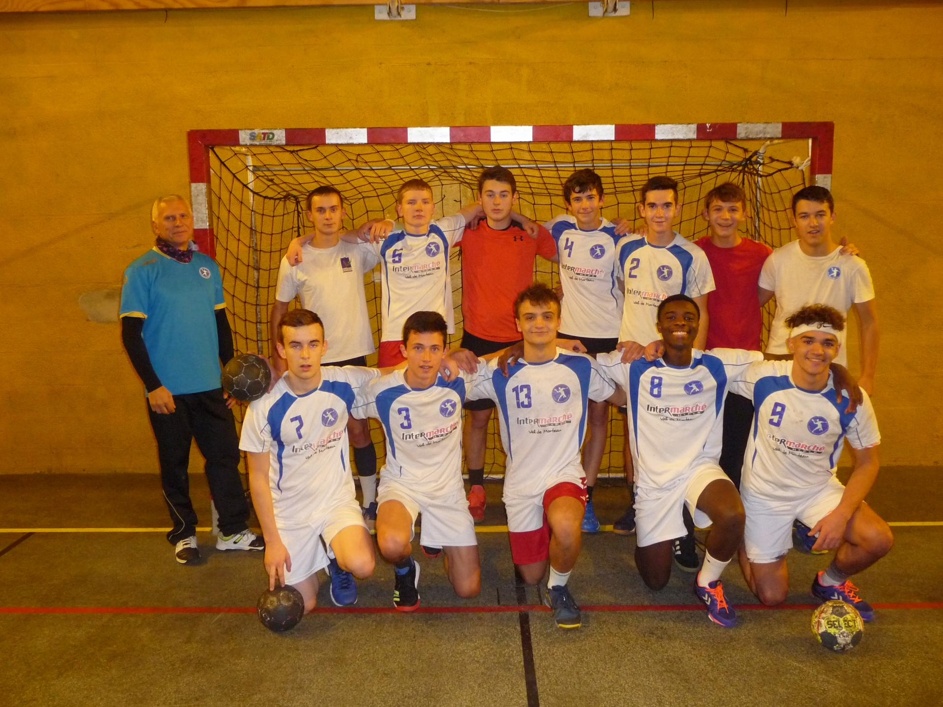 Equipe U18 Garçons