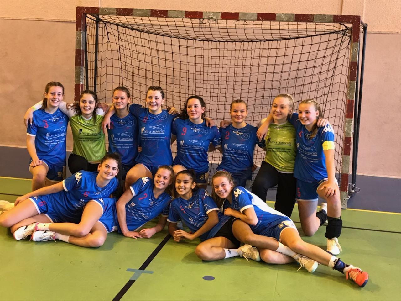 Equipe U18 Filles - Entente Nat.