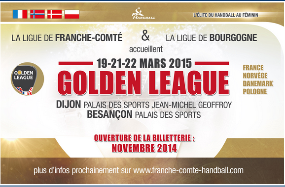 Golden league feminin mars 2015
